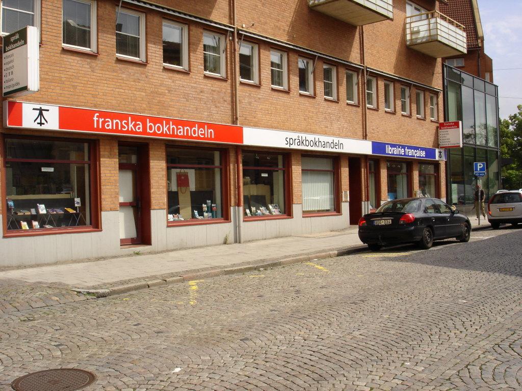 oskyldig italienska stor i Lund