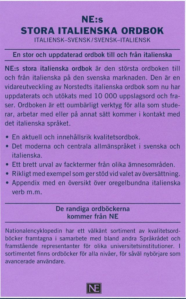 översätt svenska engelska norstedt